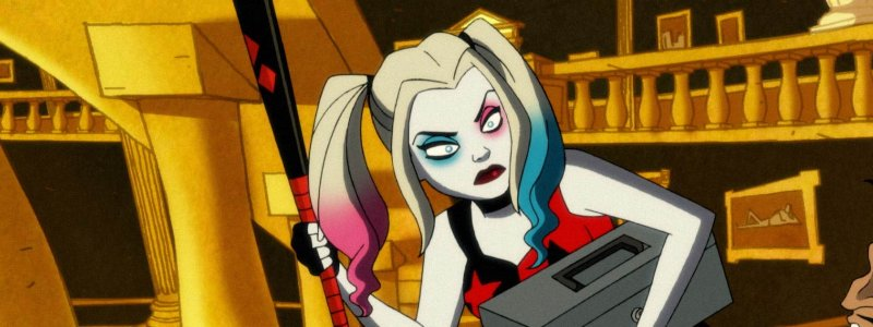 Harley Quinn is Like Nothing You've Seen Before